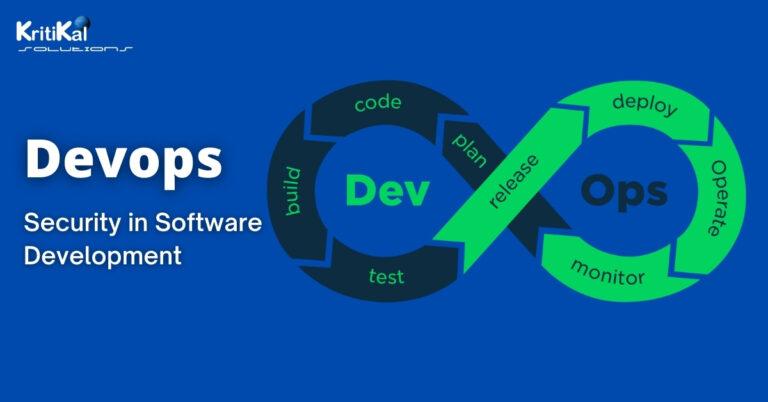 DevOps Security in Software Development