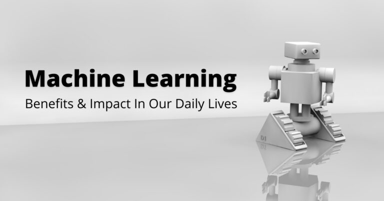 How Machine Learning Apps have Changed our Lives?