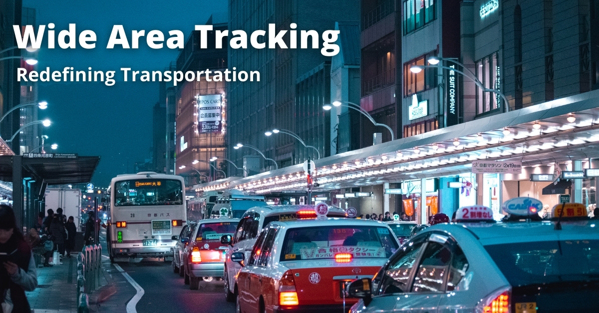 Wide Area Tracking