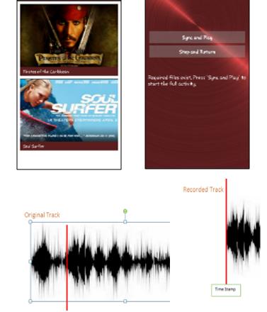 audio analytics app
