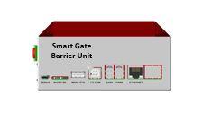 smart gate barrier