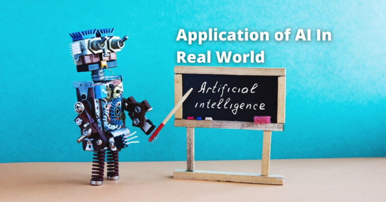 Top 5 Applications of Artificial Intelligence in Real-World