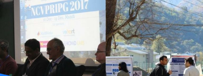 KritiKal Solutions Attends NCVPRIPG 2017 Conference
