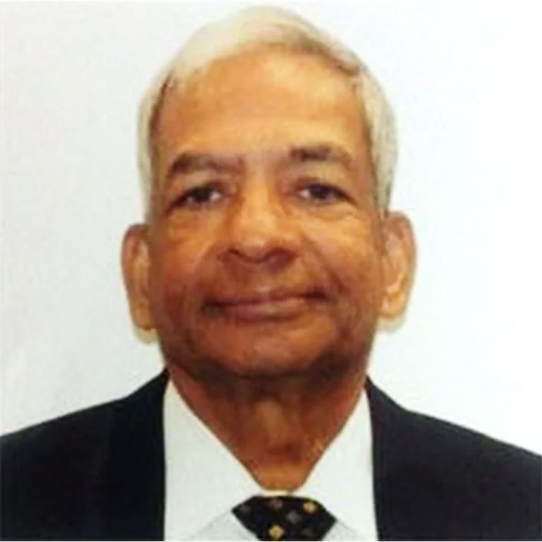 Retd. Vice Admiral Venkat Barry Bharathan